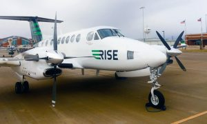 RISE Beechcraft King Air 350