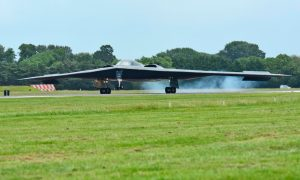 B-2 Spirit U.S. Air Force