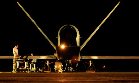 US Air Force RQ-4 Global Hawk