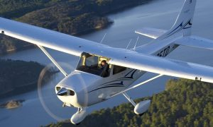 Cessna Skyhawk 172 ATP Flight School