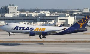 Atlas Air B747-400