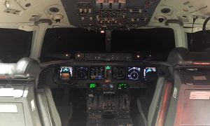 UPS MD-11 Simulator