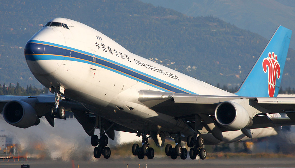 China Southern Airlines Boeing 747-400F