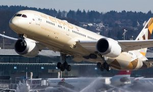 Etihad Airways B787 Tis Meyer