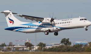 Bangkok Airways ATR 72-600