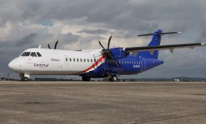 Eastern Airways ATR 72-600