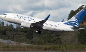 Copa Airlines Boeing 737-700