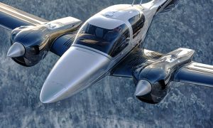 Diamond Aircraft DA42-VI
