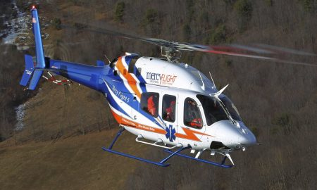 Bell 429 Mercy Flight
