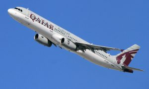 Qatar Airways A321