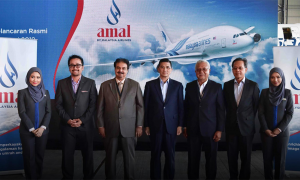 Amal Malaysia Airlines