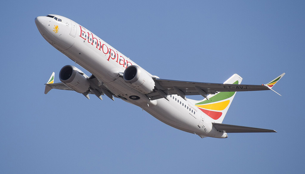 Ethiopian Airlines flight from Addis Ababa to Nairobi has crashed, says PM