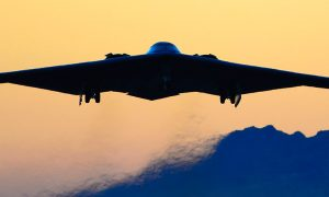 Northrop Grumman B-21 U.S. Air Force