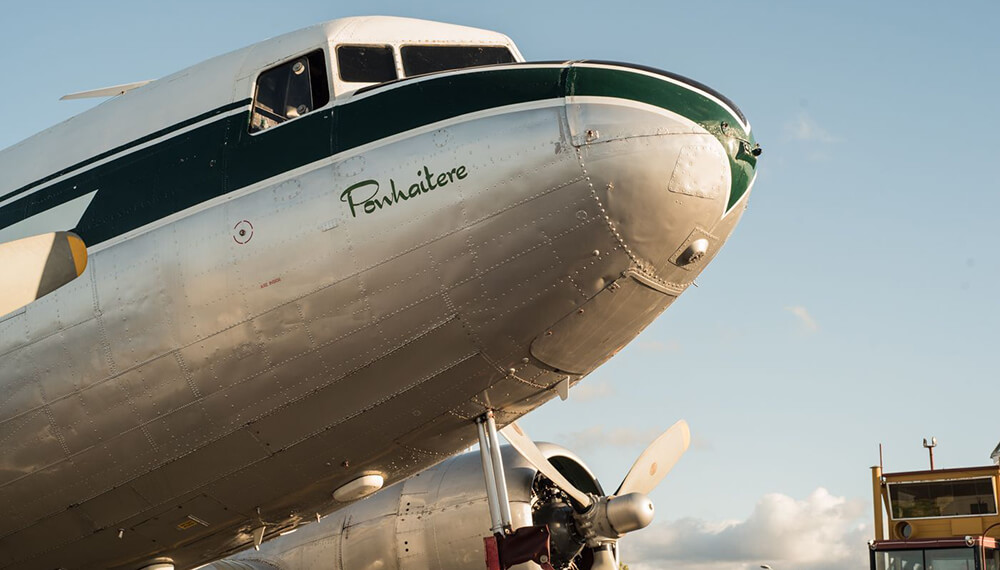 Air Chathams DC-3