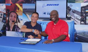 Tecnam Boeing Agreement