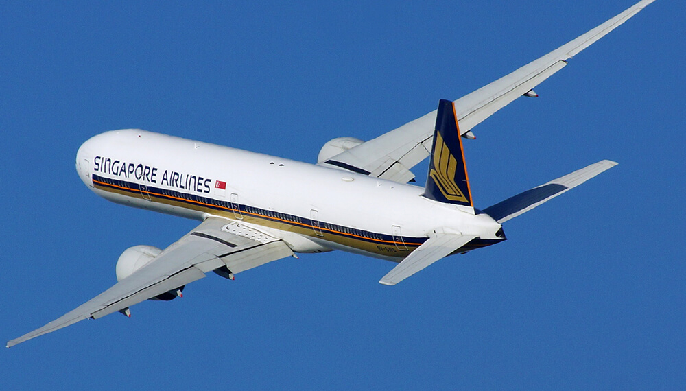 Singapore Airlines Boeing 777-300ER