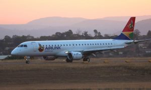 Airlink Embraer 190