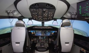 Etihad Aviation Training Boeing 787 Simulator